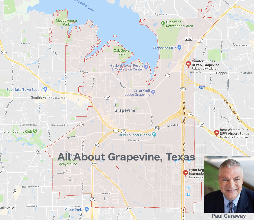 All About Grapevine, Texas