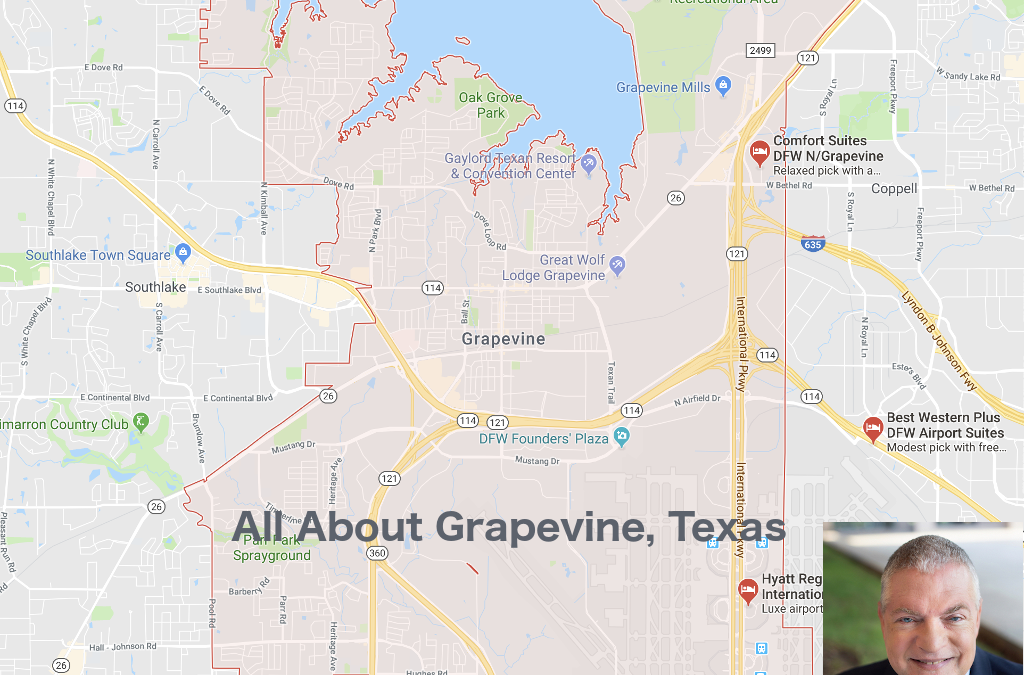 All About Grapevine – With Thanksgiving Next week
